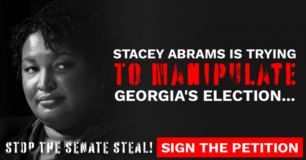 Sign The Official Petition – Stop The Georgia Senate Steal!